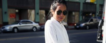 How to Style a White Shirt