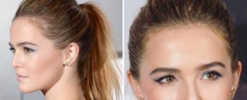 Celebrity Spring Make-Up Inspiration