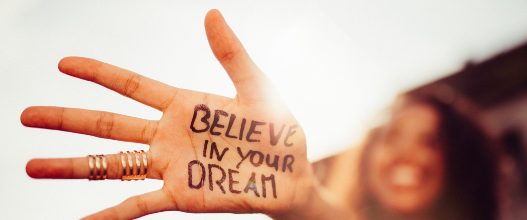 The Trick To Making Your Big Life Goals Reality