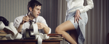 Office Space: Dealing With a Workplace Romance