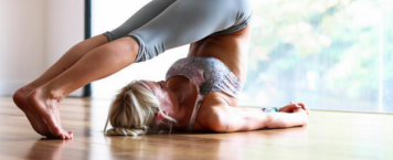Try These Yoga Moves For Better Sleep