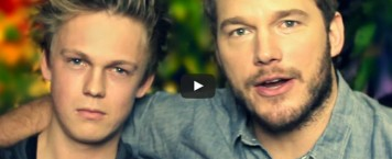YouTube Star Caspar Interviewing These Celebs is the Best Thing You'll See All Day