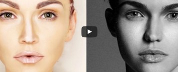 This Makeup YouTuber Transforms Herself into Ruby Rose!
