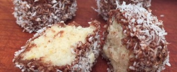 You'd Never Know That This Lamington Recipe is Actually Healthy!