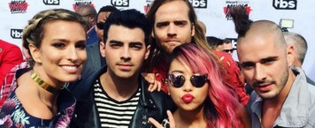 The Best Social Media Snaps From the iHeartRadio Music Awards