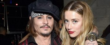 Amber Heard Files for Divorce From Johnny Depp After Just Over a Year of Marriage