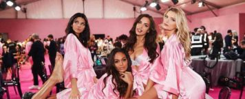 Behind the Scenes Snaps and 6 Random Facts from the 2016 Victoria's Secret Show