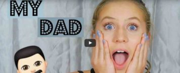 Watch This Dad Hilariously Narrate His Daughters Beauty Routine
