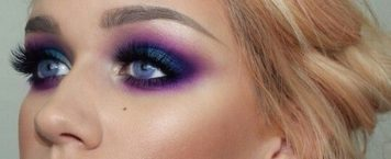 Get Ready For Mardi Gras With This Colourful Makeup Inspo